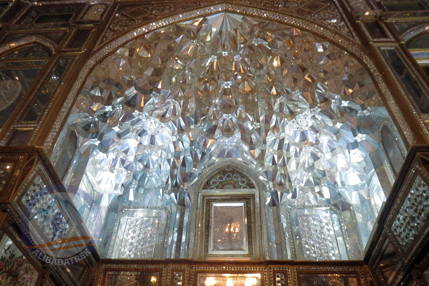 Alibabatrek iran tour packages Tehran day tour Tehran tour Tehran sightseeing tours Golestan Palace6