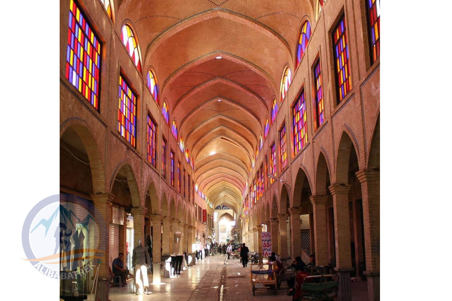 Alibabatrek iran tour packages Tehran day tour Tehran tour Tehran sightseeing tours Grand bazaar2