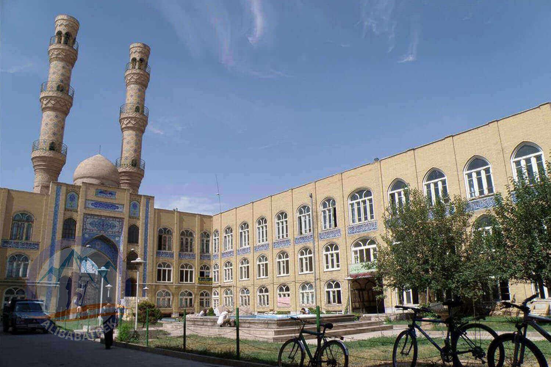 Alibabatrek iran tour Iran journey Tour to Iran in 3 weeks Explore iran Jameh Mosque of Tabriz
