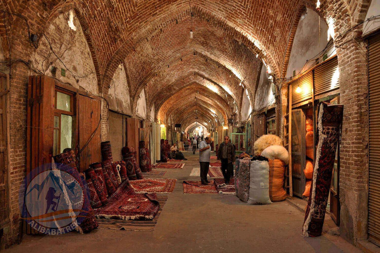 Alibabatrek iran tour Iran journey Tour to Iran in 3 weeks Explore iran Tabriz grand bazaar