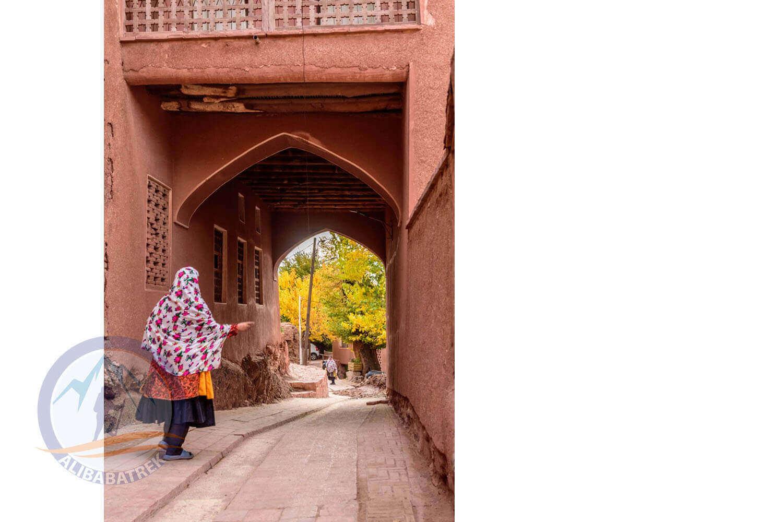 Alibabatrek iran tour Iran journey Tour to Iran in 3 weeks Explore iran abyaneh