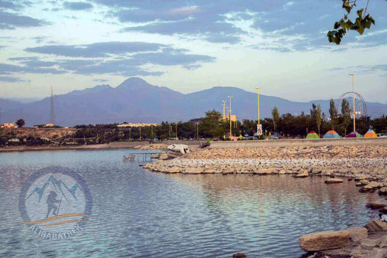 Alibabatrek iran tour Iran journey Tour to Iran in 3 weeks Explore iran ardabil shorabil lake