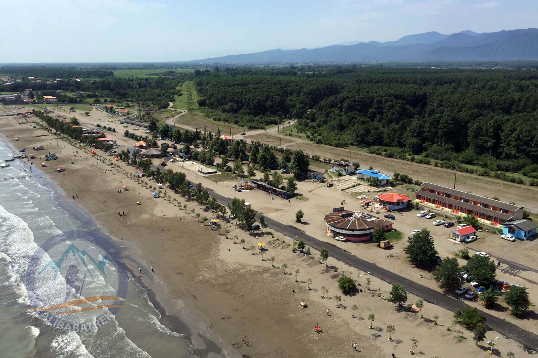 Alibabatrek iran tour Iran journey Tour to Iran in 3 weeks Explore iran gisoom beach