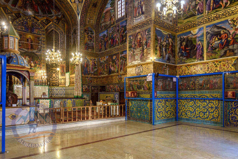 Alibabatrek iran tour Iran journey Tour to Iran in 3 weeks Explore iran isfahan Vank Cathedral
