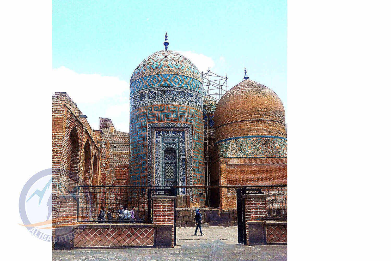 Alibabatrek iran tour Iran journey Tour to Iran in 3 weeks Explore iran sheikh safo al-din ardabil shrine