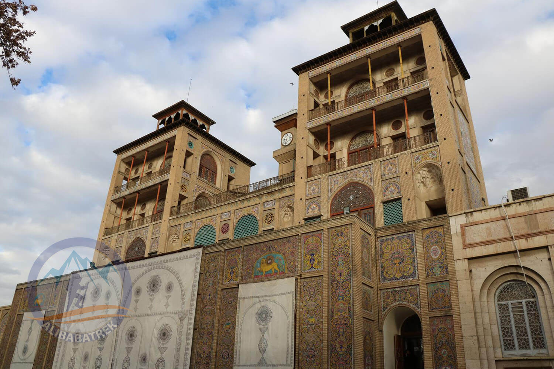 Alibabatrek iran tour packages Tehran towers tour Tehran city tour Tehran Guided Day Tour Shams-ol-emareh2