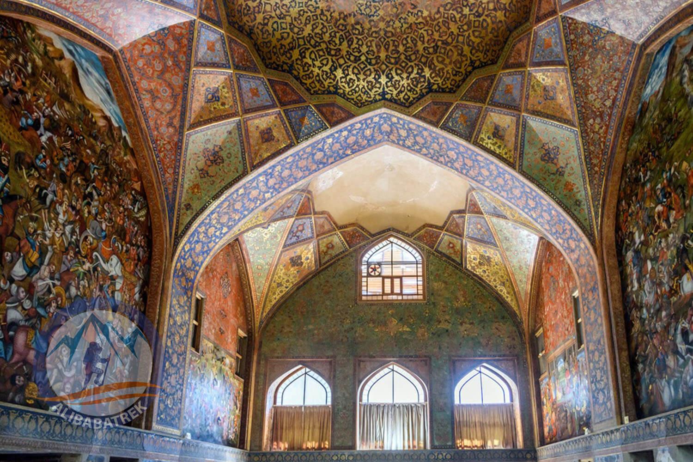 Alibabatrek iran tour packages Tour in iran Persia tour Iran cultural tour Chehel Sotoun1