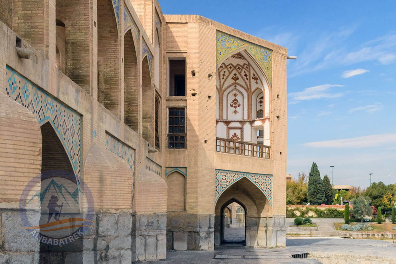 Alibabatrek iran tour packages Tour in iran Persia tour Iran cultural tour Khaju Bridge2