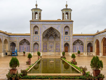 Alibabatrek iran tour packages Tour in iran Persia tour Iran cultural tour Nasir-ol-molk Mosque