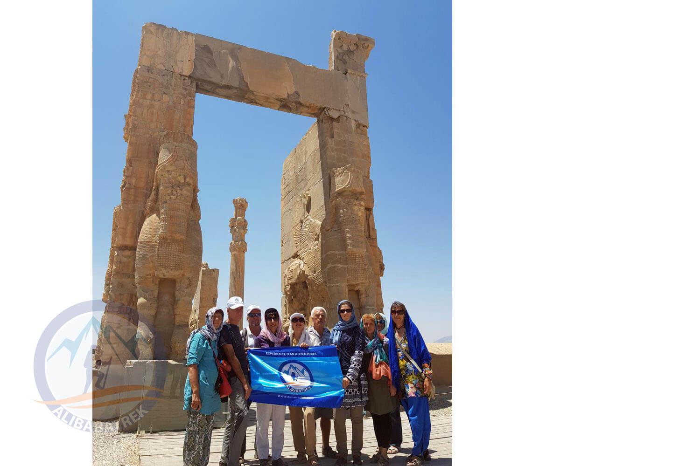 Alibabatrek iran tour packages Tour in iran Persia tour Iran cultural tour Perspolis-takhte jamshid7