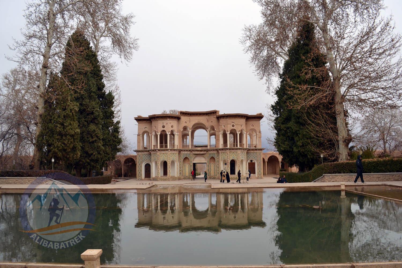 Alibabatrek iran tour packages Tour in iran Persia tour Iran cultural tour Shazdeh Garden4