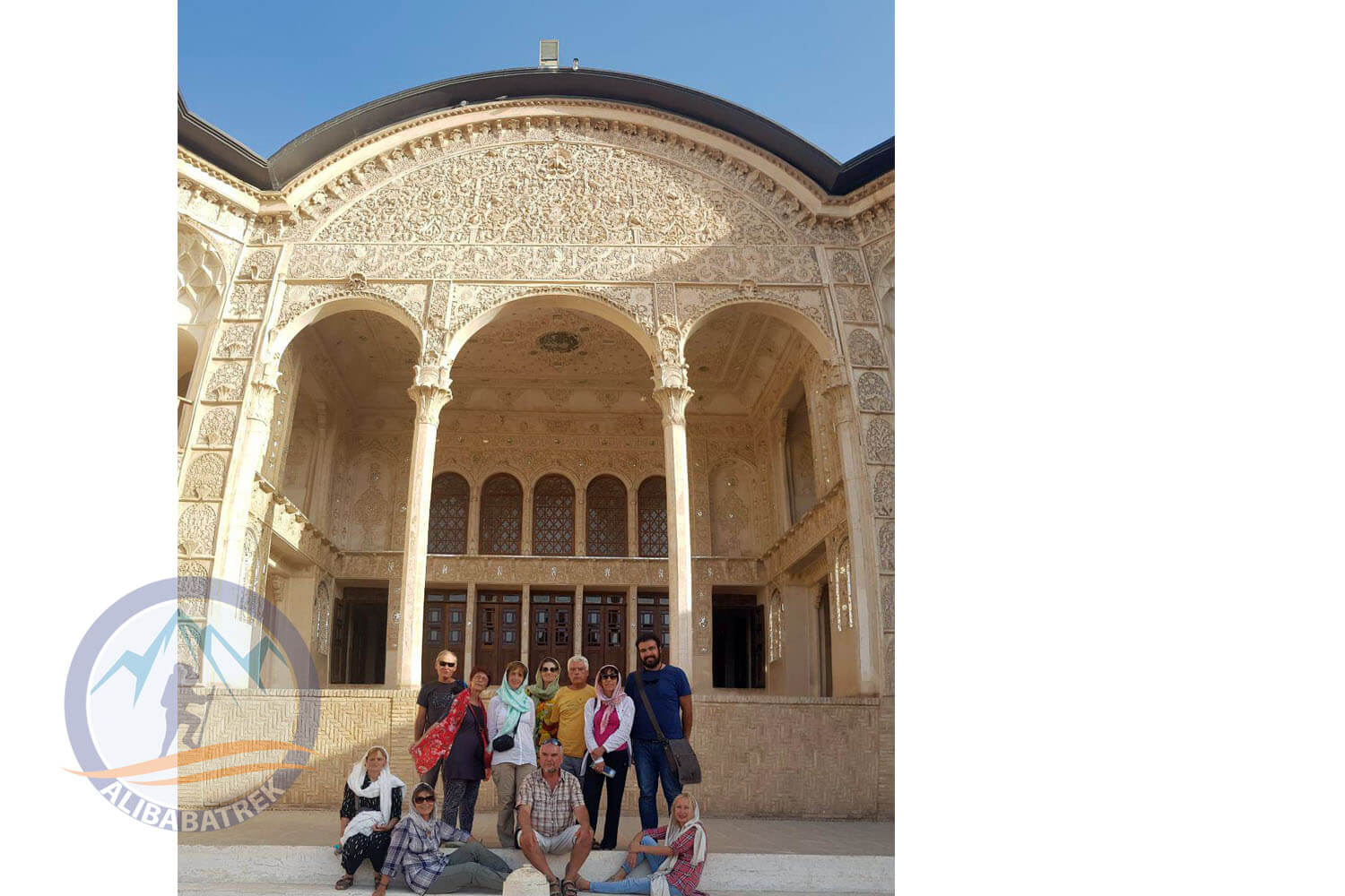 Alibabatrek iran tour packages Tour in iran Persia tour Iran cultural tour Tabatabaei House2