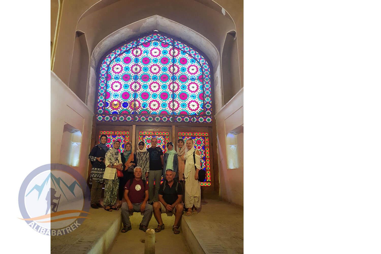 Alibabatrek iran tour packages Tour in iran Persia tour Iran cultural tour yazd Dowlat Abad Garden1