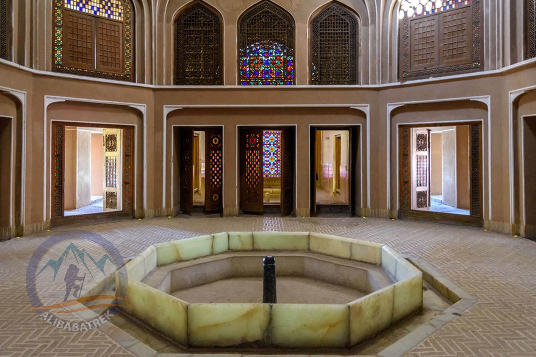 Alibabatrek iran tour packages Tour in iran Persia tour Iran cultural tour yazd Dowlat Abad Garden2