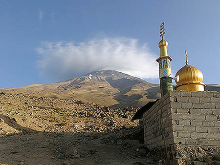 Alibabatrek climb damavand tour damavand trek classic damavand in 4 days