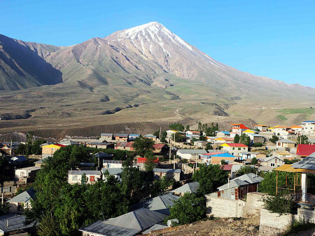 Alibabatrek climb damavand tour damavand trek damavand north face trekking