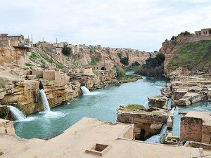 Alibabatrek iran tour packages iran tours khuzestan and shushtar hydrulic system tour