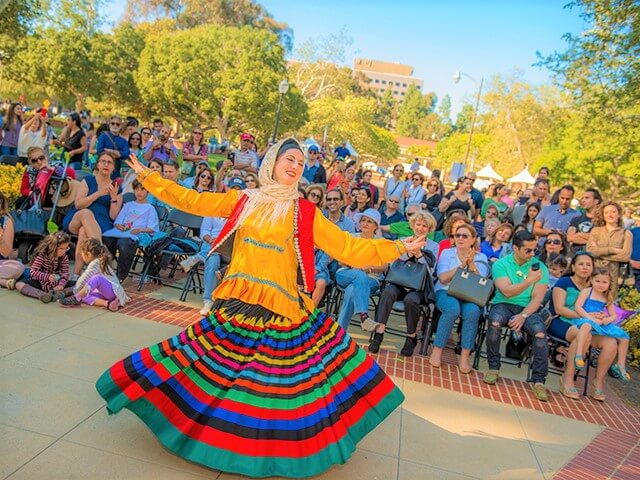 Nowruz and its Origins - alibabatrek - 11th Annual Celebration of Nowruz at UCLA's Royce Hall and Dickson Courts - Iran blog - Persian new year