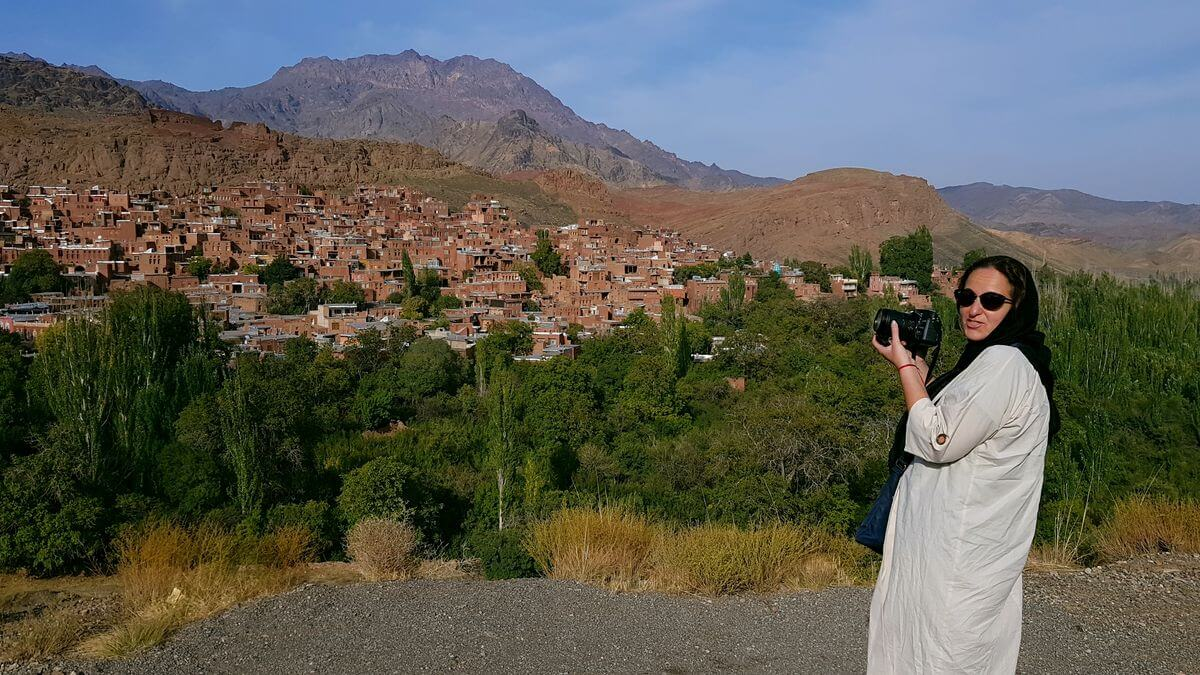 Alibabatrek best iran day tour daily iran tours kashan day tour abyaneh village