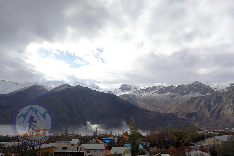 Alibabatrek damavand tour alamkuh trekking tour iran mountains tour rineh