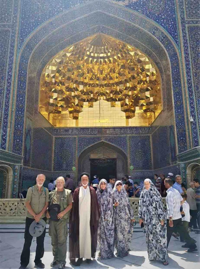 alibabatrek Why Choose Private Small Group Tours Qom Masoumeh Shrine iran blog -Iran-Tour Iran trip visit Iran