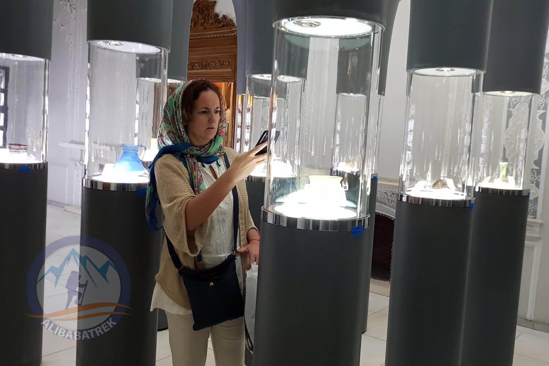 alibabatrek iran tour Classic Persia Tour & Iran Cultural Tour Abgineh Museum of Tehran