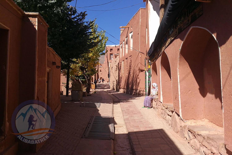 alibabatrek iran tour Classic Persia Tour & Iran Cultural Tour abyaneh 2