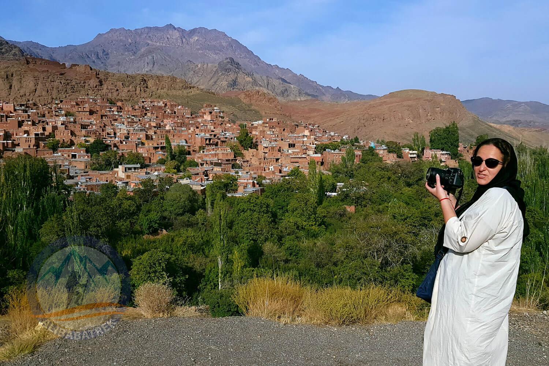 alibabatrek iran tour Classic Persia Tour & Iran Cultural Tour abyaneh