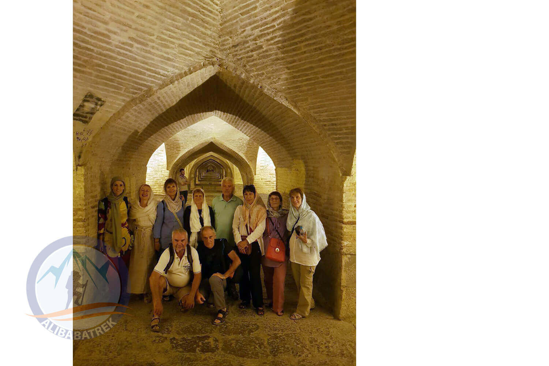 alibabatrek iran tour Classic Persia Tour & Iran Cultural Tour isfahan Si-o-se-pol