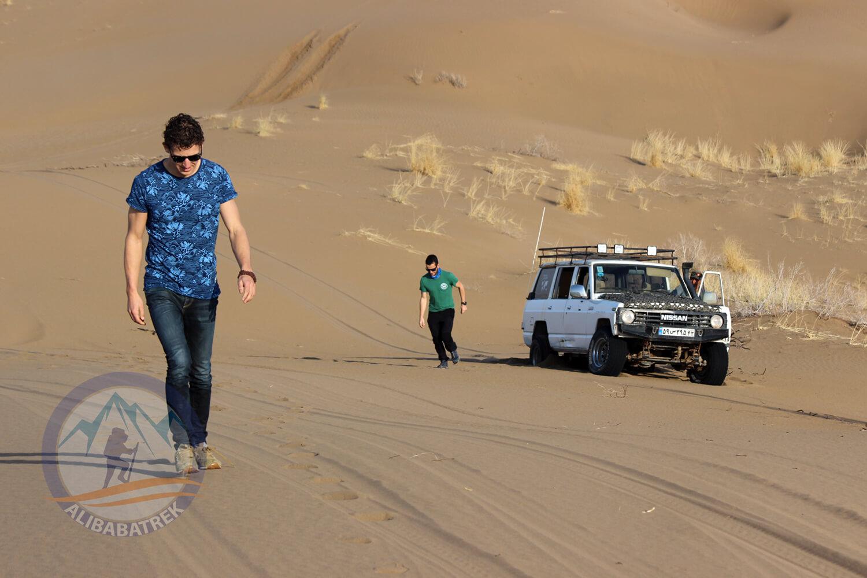 alibabatrek iran tour Classic Persia Tour & Iran Cultural Tour maranjab desert 2