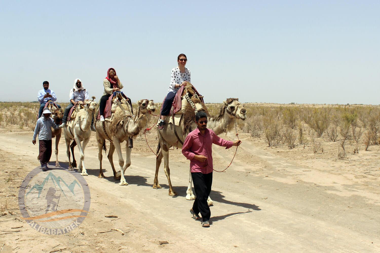 alibabatrek iran tour Classic Persia Tour & Iran Cultural Tour maranjab desert 3