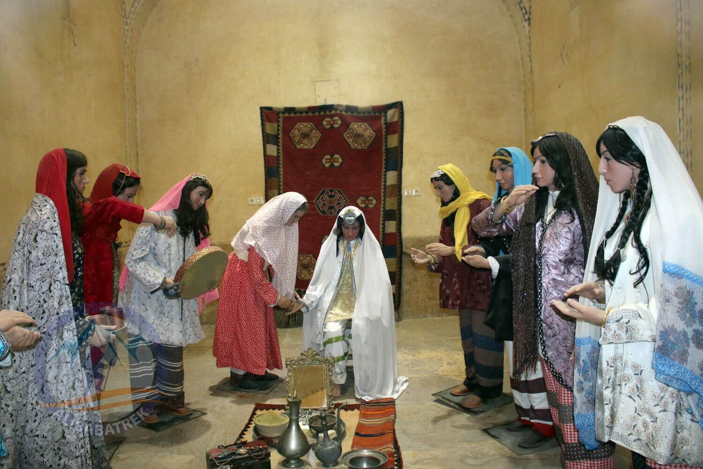 alibabatrek iran tour Classic Persia Tour & Iran Cultural Tour shiraz vakil bath