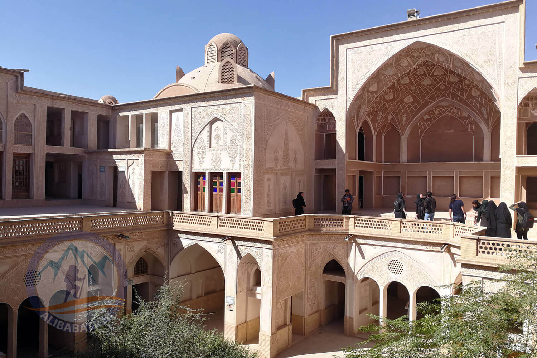 alibabatrek iran tour Classic Persia Tour & Iran Cultural Tour yazd Abbāsi House