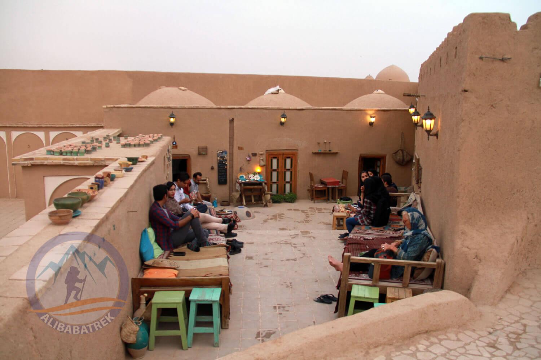 alibabatrek iran tour Classic Persia Tour & Iran Cultural Tour yazd Art House