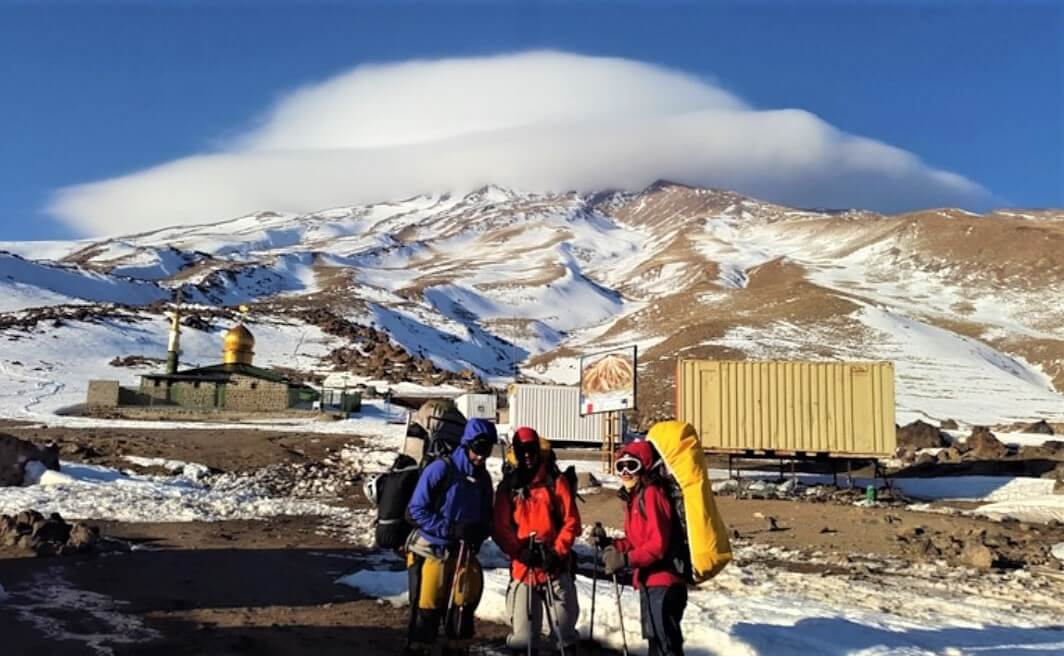 Damavand cloud cap Damvand from top alibabatrek Damavand tour iran blog -Iran-Tour trekking IranDamavand cloud cap Damvand from top alibabatrek Damavand tour iran blog -Iran-Tour trekking Iran,