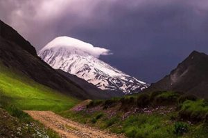 Damavand Cloud Cap