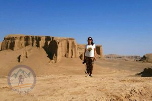 Alibabatrek iran tour kerman travel guide tours in kerman Kalut Shahdad Desert
