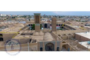 Alibabatrek iran tour kerman travel guide tours in kerman Vakil Caravanserai