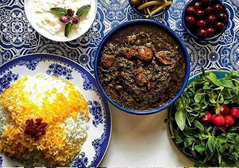 10 Most Popular Iranian Foods