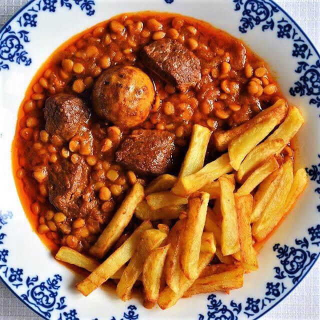 alibabatrek Most Popular Iranian Foods- Gheymeh - Iran blog-Iran tour