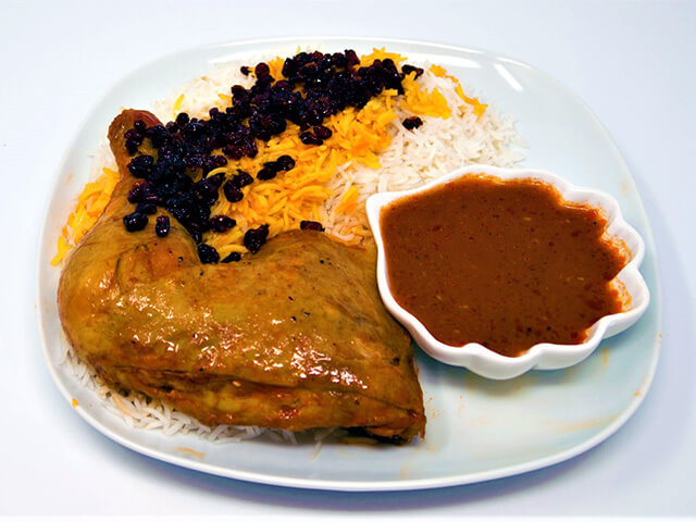 alibabatrek Most Popular Iranian Foods - Zereshk polo - Iran blog-Iran tour