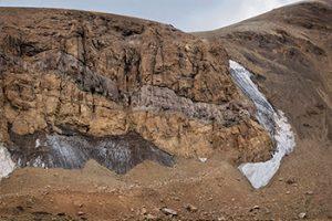 Damavand Glaciers
