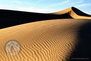 The Maranjab Desert, located in Kashan!