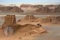 Kaluts In Lut Desert