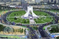 The Azadi Tower,