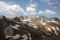 Amazing landscape of Alamkooh region, top of Lashgarak summit!