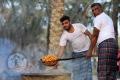 men are working in Bushehr